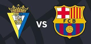 Resultado Cadiz vs Barcelona liga 23-9-21