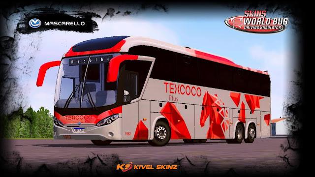 MASCARELLO ROMA R8 - VIAÇÃO TEXCOCO