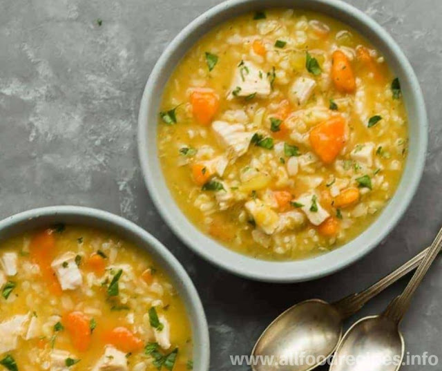 Recipes Chicken Rice Soup