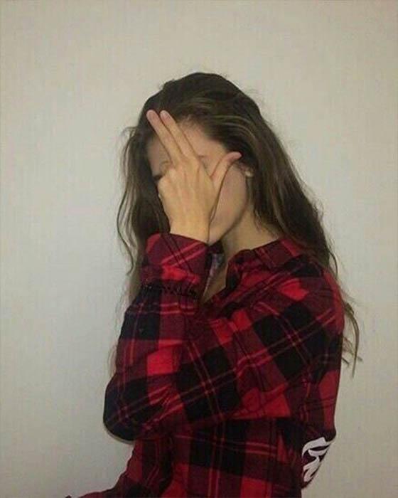 Poses tumblr sin mostrar la cara fáciles de hacer