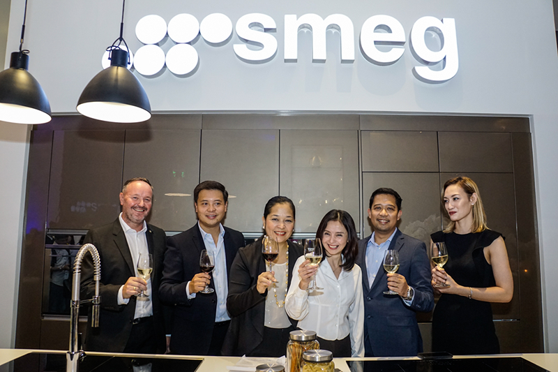 SMEG Philippines Launched The First Lifestyle Appliance Store At Makati!