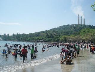 Pantai Kelapa Tujuh Suralaya