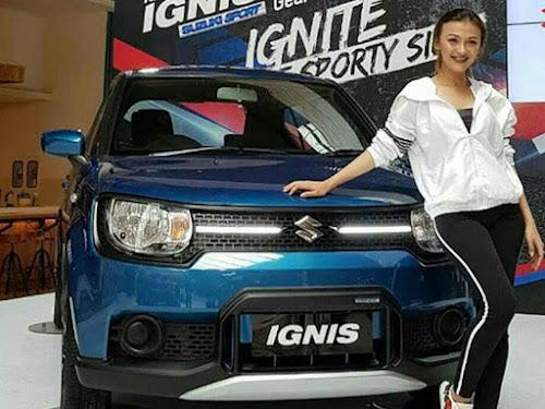 Spesifikasi Suzuki Ignis Sport Edition