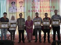 Job Matching SMKN 8 Bandar Lampung Resmi Dibuka Oleh Kadisnakertrans Provinsi Lampung