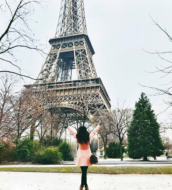 Valentine's Day in Paris, France, places to go