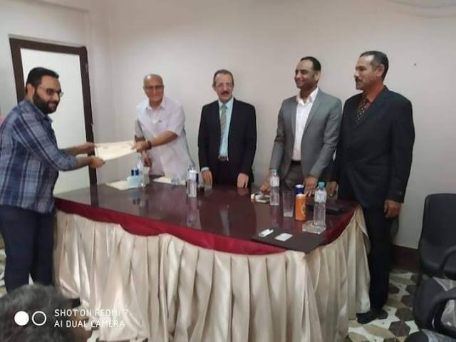 ختام اعمال بروتوكول التعاون المشترك بين هيئة كير الدولية ومديرية الطب البيطري بسوهاج