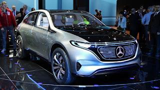 2019 Mercedes EQ Electric Crossover: Fiche technique, Date de sortie