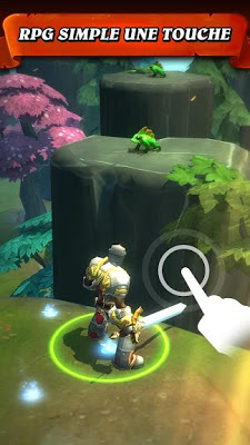 Télécharger Jump Warrior: Nonstop RPG MOD
