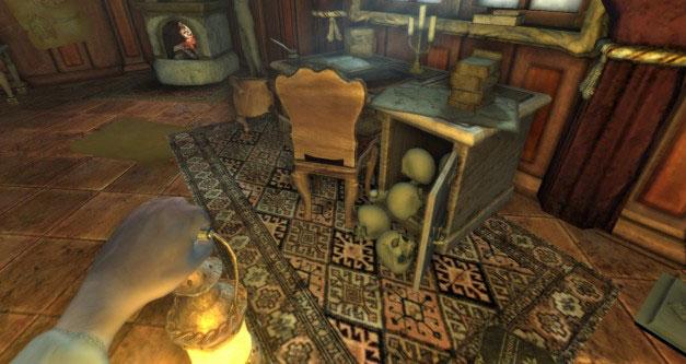 Amnesia The Dark Descent download full game free