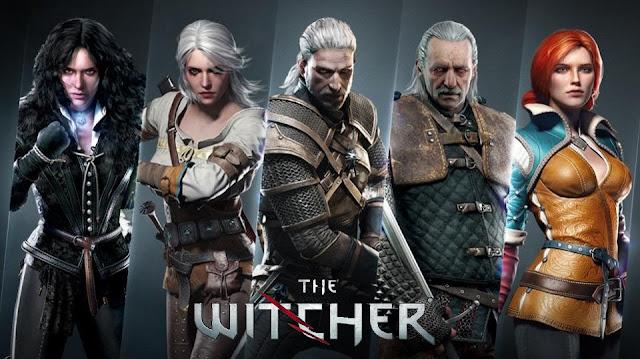 اتاحة لعبة ذا ويتشر The Witcher مجانا على متجر GOG