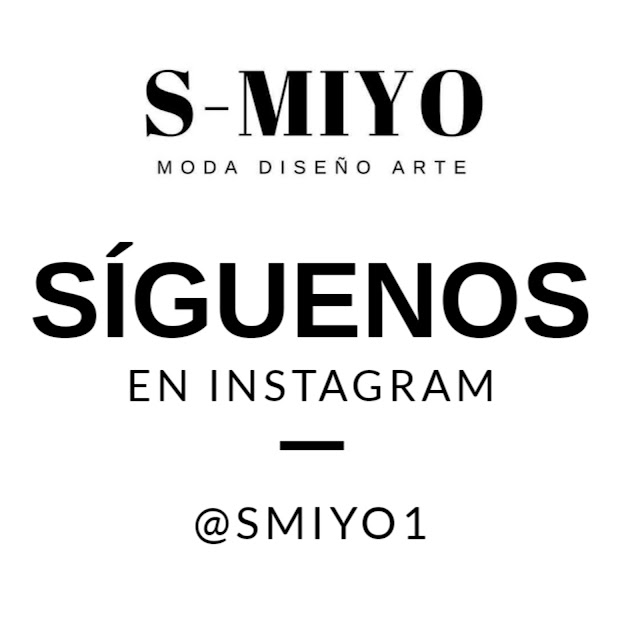 INSTAGRAM @SMIYO1
