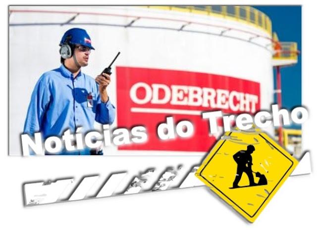 Resultado de imagem para Odebrecht noticias trecho