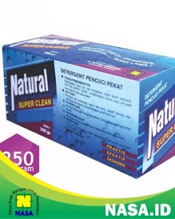 Natural Super Clean Detergent Organik 1 Pack