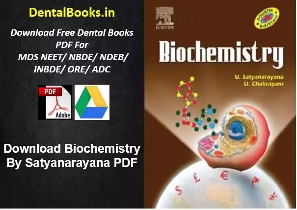 Download Biochemistry By Satyanarayana PDF