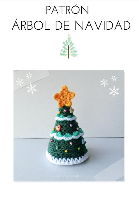 adornos navidad crochet