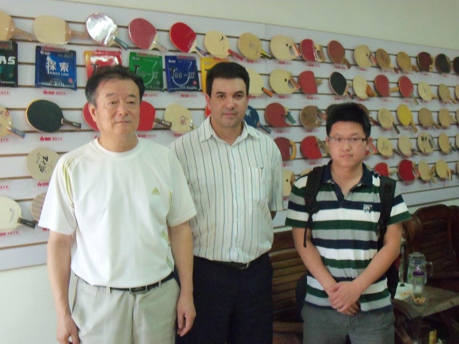 41a1ca230 Dono da Sanwei e responsável pelo loja Mundo TM