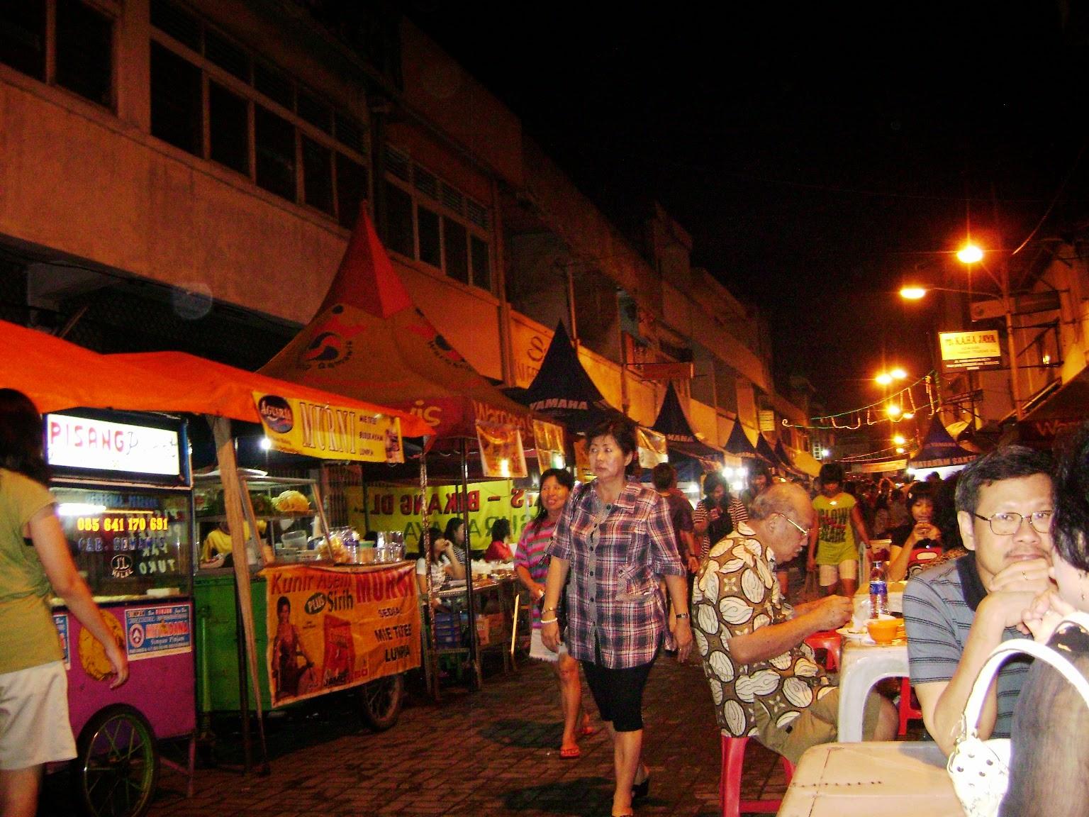 Komplek Pecinan Semarang -wisata semarang