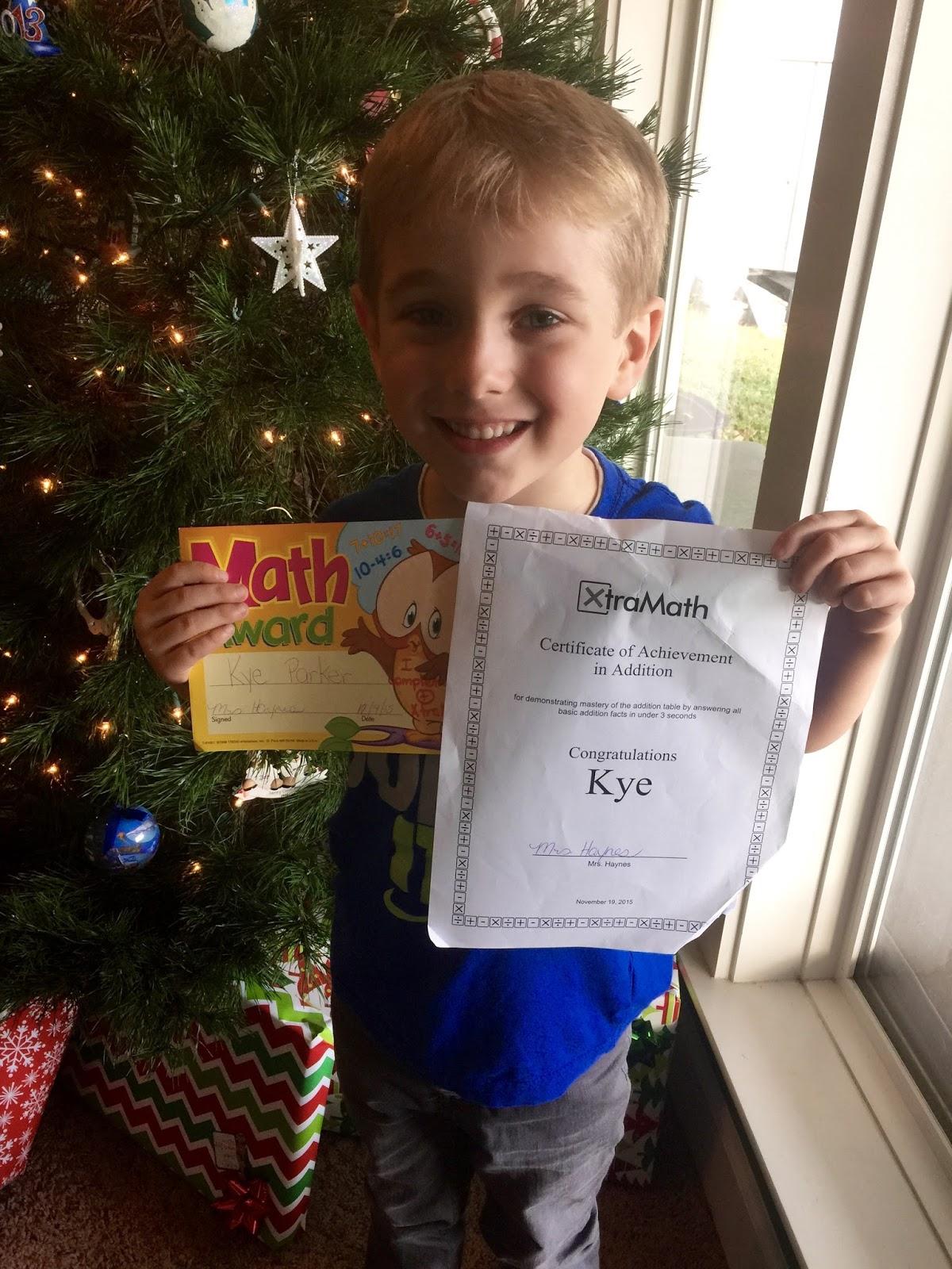 Kye Monthly Summary – December 2015