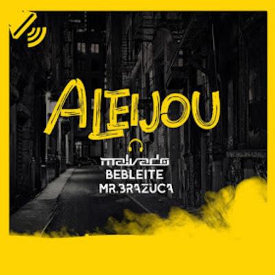 DJ Malvado Feat. Bebleite & Mr. Brazuca - Aleijou (Afro House) 2019