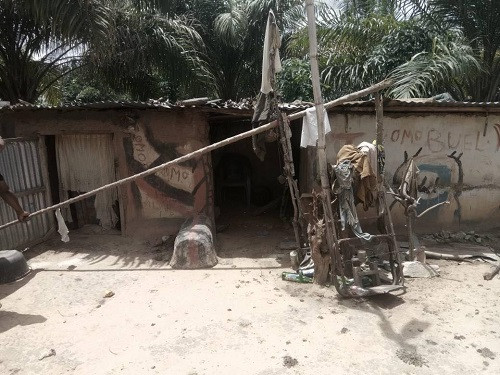Nigeria Man Stabs His Mother to Death During a Heated Argument