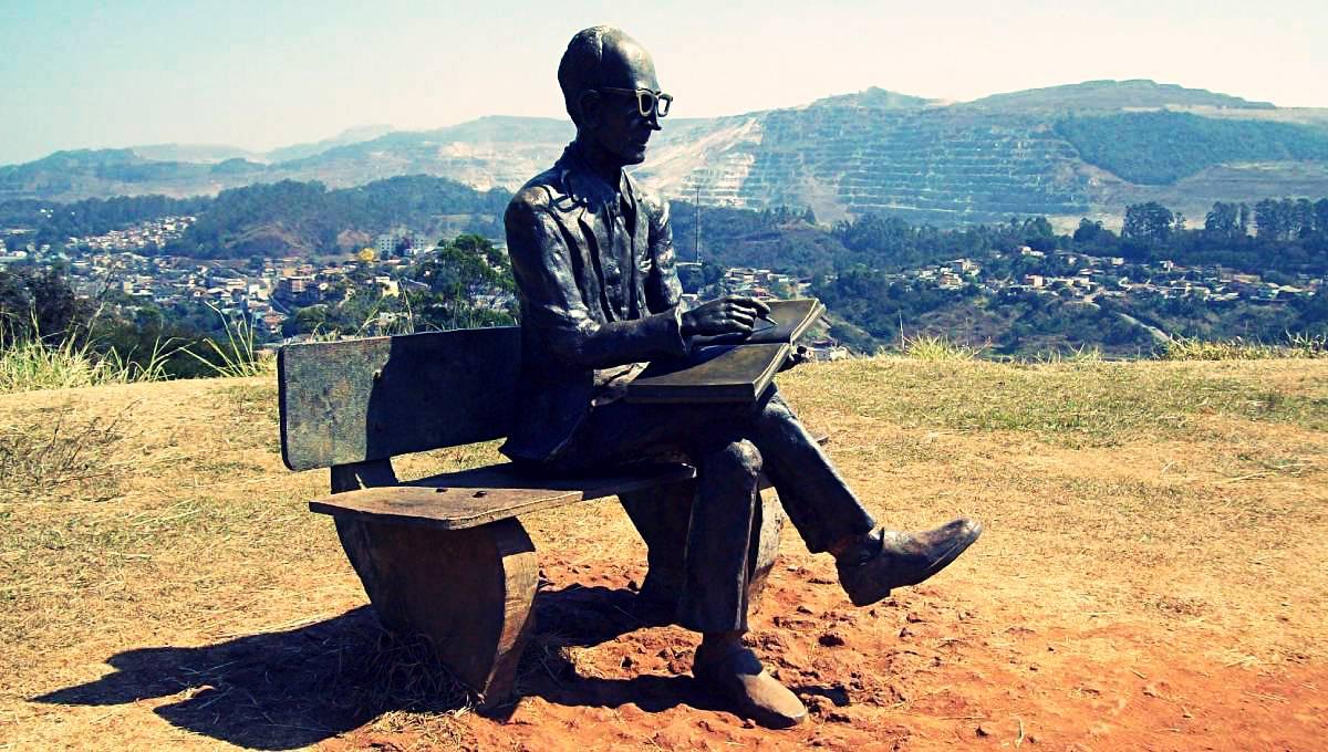literatura paraibana cronica minas gerais transformacoes pico caue mineracao jose poema