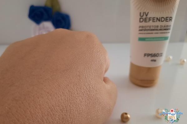 Protetor Diário UV Defender de L'oreal