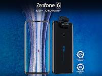 Wow Resmi Dirilis, Ini dia Spesifikasi dan Harga Asus ZenFone 6 Defy Ordinary