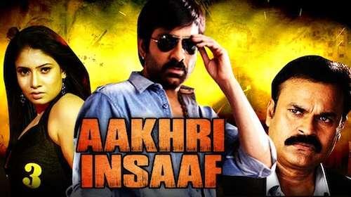 Aakhri Insaaf 2017 Hindi Dubbed Full Movie Download