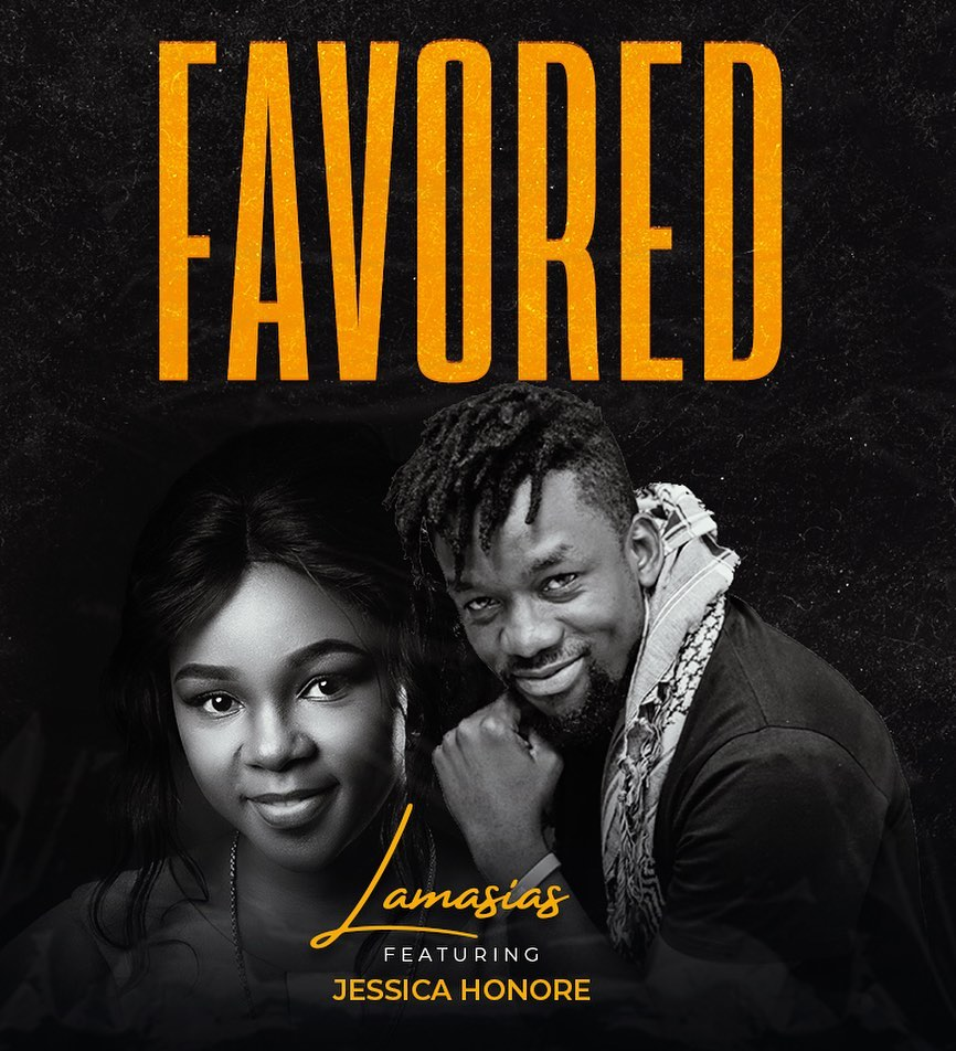 Lamasias ft Jessica honore - Favored