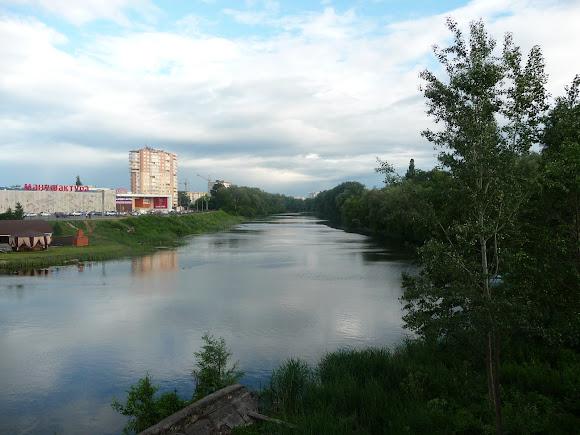 Сумы. Река Псёл