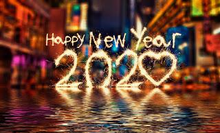 Good Bye 2019 Welcome 2020