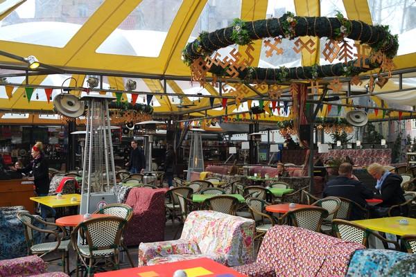 riga egle open air leisure venue old town centre historique