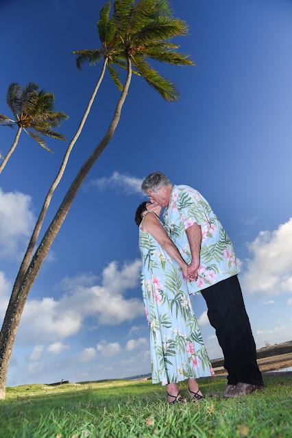Hawaii Sunset Weddings