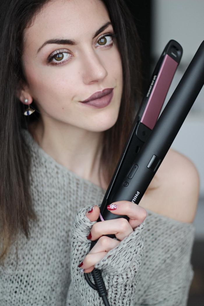 Gewinnspiel Beautyblog Philips Glätteisen