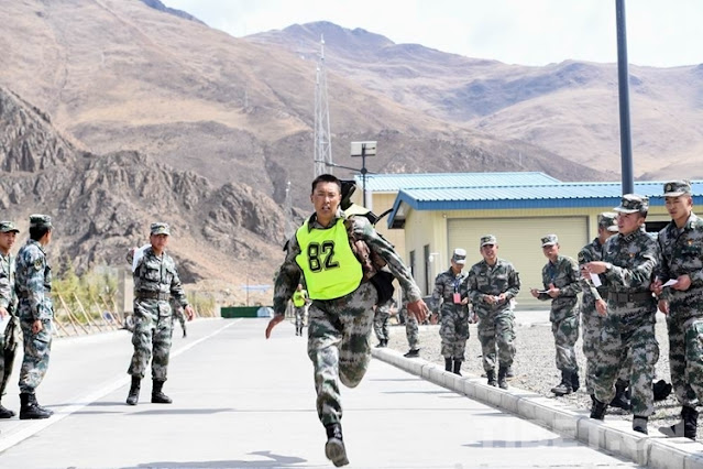 Recruiting Tibetans in the Liberation Army: not an easy task