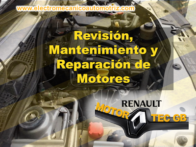 Mantenimiento Motor Renault