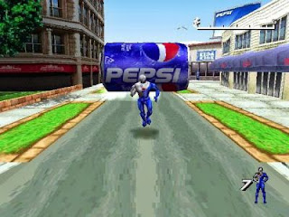 Pepsiman PC Game Download Free Full Version