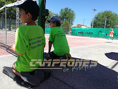 Recogepelotas tenis Aranjuez