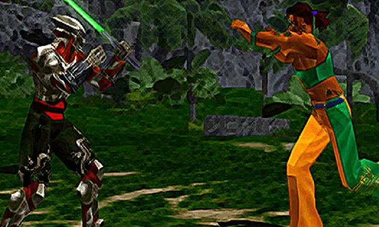 تحميل لعبة تيكن 3 بجميع الشخصيات للكمبيوتر