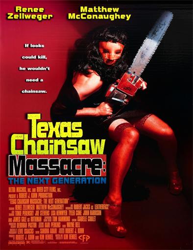 Ver La masacre de Texas 4: la nueva generación (1994) Online
