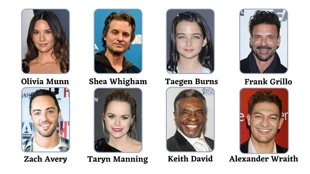 The Gateway Movie Cast 2021