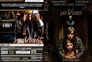 LAS VOCES - THE VOICES 2020 [COVER - DVD]