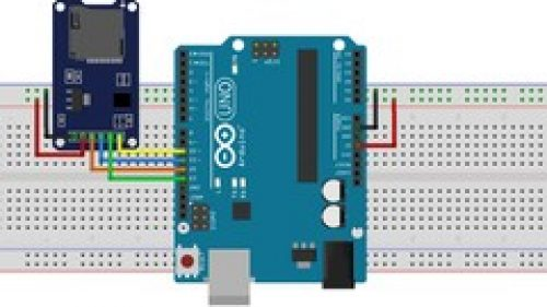 SD Card Interfacing with Arduino FREE