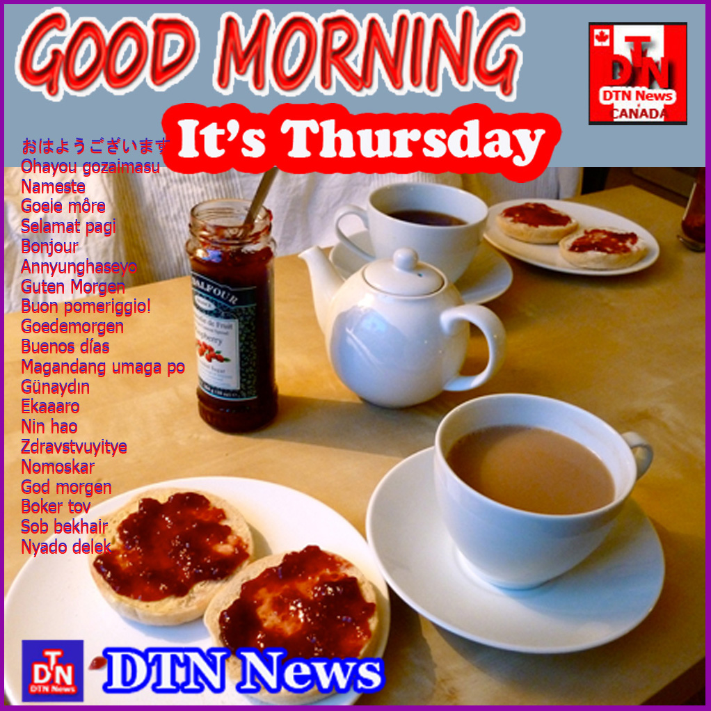 Defense Technology News Good Morning Its Thursday