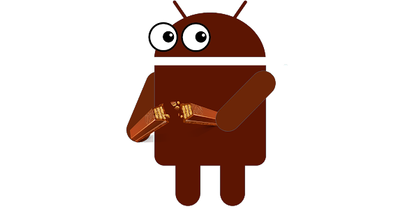 Which devices will receive Android 4.4 KitKat