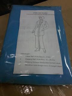 bahan pakaian seragam resmi jalasenastri