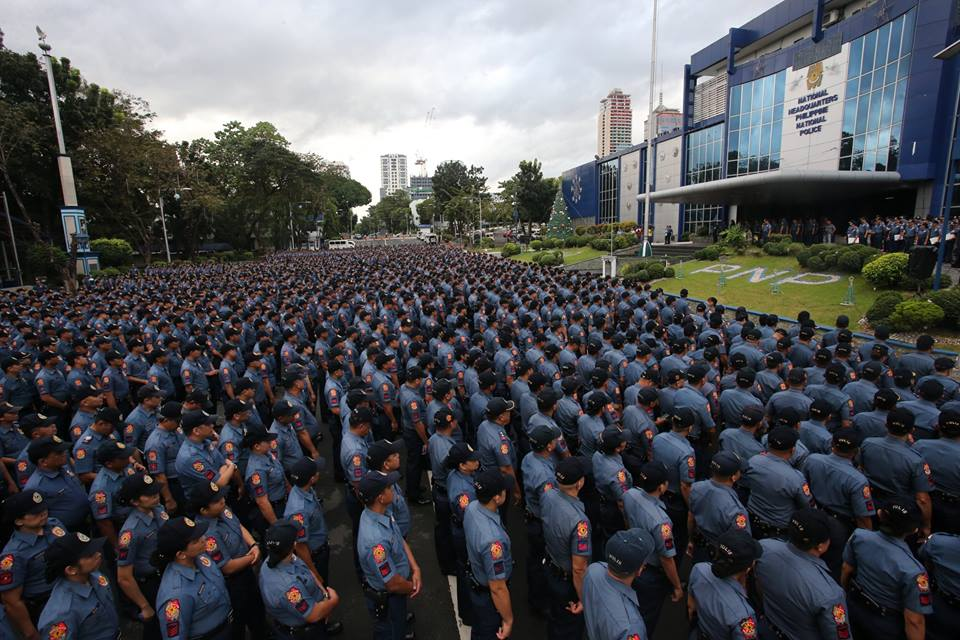 NAPOLCOM authorizes PNP Chief to promote over 33K police officers