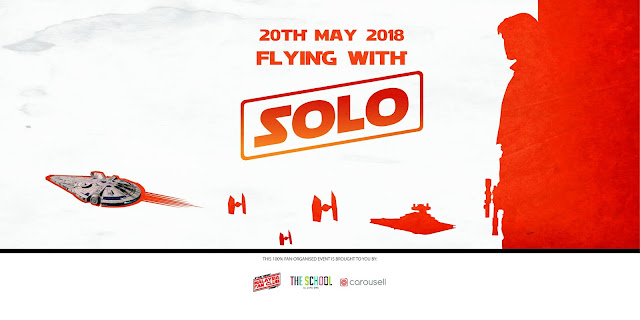 FLYING WITH SOLO