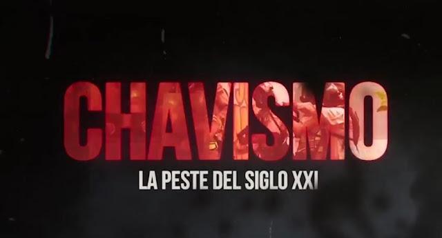 """VENEZUELA: Voluntad Popular rechaza censura de proyección del documental """"Chavismo, la peste del siglo XXI""""."""