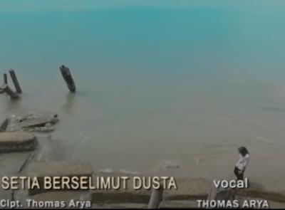 Lirik Lagu Pof Malaysia Thomas Arya - Setia Berselimut Dusta
